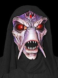 Alien Maske mit beweglichem Mund