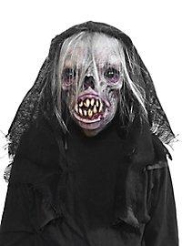 Alienhexe Maske