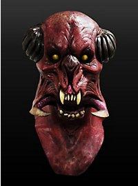 Alieninsekt Maske aus Latex