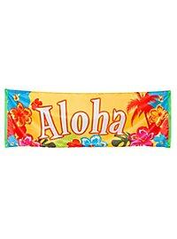 Aloha Party Banner