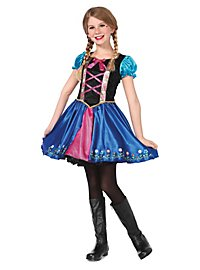Alpine Princess Kids Costume