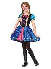 Alpine Princess Kids Costume