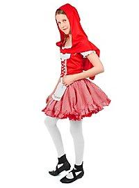 Alpine Red Riding Hood Kids Costume