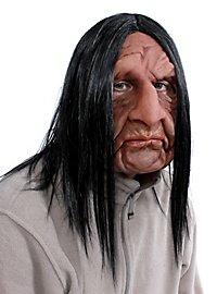 Alter Indianer Maske