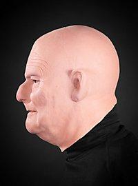 Alter Mann Maske aus Schaumlatex