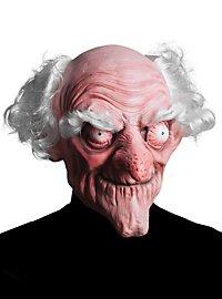 Alter Zausel Maske aus Latex