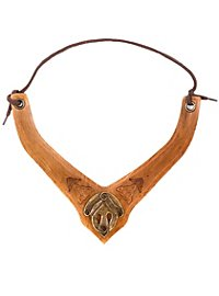 Amazon Leather Collar light brown