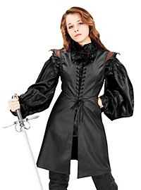Amazon Surcoat black