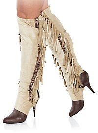American Indian Boot Tops