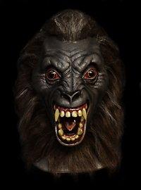 American Werewolf Werwolfdämon Maske aus Latex