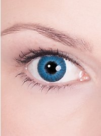 Blue Contact Lenses Angel Effect