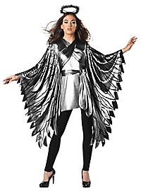 Angel of Death Poncho Costume