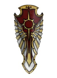 Angel Shield red Foam Weapon