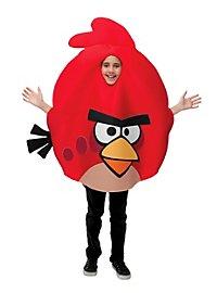 Angry Birds Kinderkostüm rot (Sonderposten)