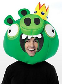 Angry Birds King Pig Masque