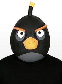Angry Birds Maske schwarz (Sonderposten)