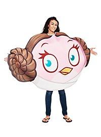 Angry Birds Prinzessin Leia Kostüm