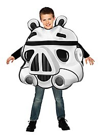 Angry Birds Stormtrooper Pig Kids Costume
