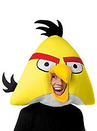 Angry Birds Yellow Bird Latex Full Mask
