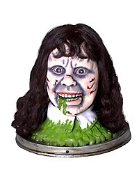 "Animated Horror Bust ""The Exorcist"""