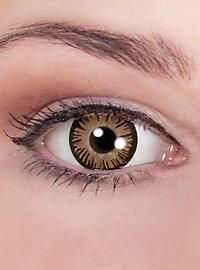 Lentilles Circle Lenses marron