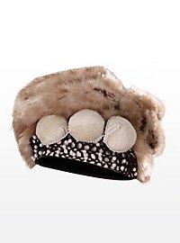 Anne Boleyn Fur Hat