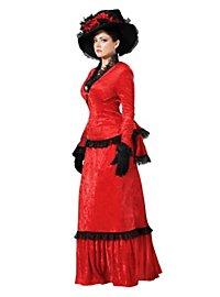 Anne Brontë rot Kostüm