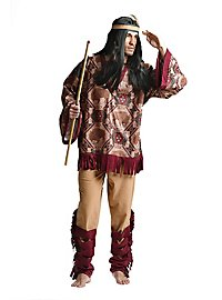 Apache Indianer Kostüm