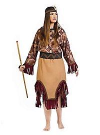 Apache Indianerin Kostüm