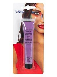 Aqua Cream Make-up lila Halloween Schminke