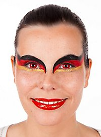 "aqua make-up ""Mohn"""