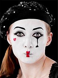 "aqua make-up ""Weiß"""