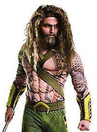 Aquaman beard with wig