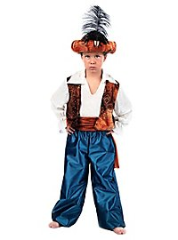 Arabian Nights Prince Kids Costume