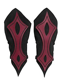 Archer Vambraces red