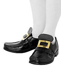 Aristocrat Shoe Buckles gold