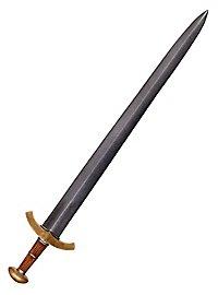 Arme en mousse épée longue de chevalier