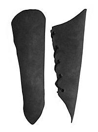 Armstulpen - Wanderer schwarz