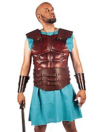 Armure avec épaulières - Centurion