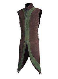 Armure complète de nain vert et marron