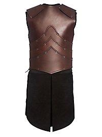Armure d'elfe guerrier en cuir