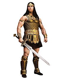 Armure de torse et couronne originales de Conan