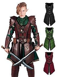 Armure en cuir longue - Elfe guerrière