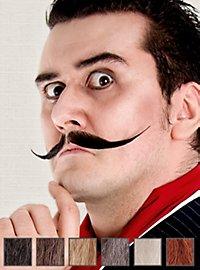 Artiste Moustache professionnelle en poils véritables
