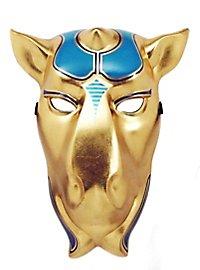 Asasel der Dämon Ägyptische Maske