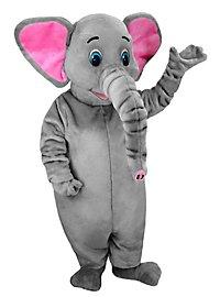 Asian Elephant Mascot