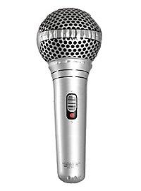 Aufblasbares Mikrofon