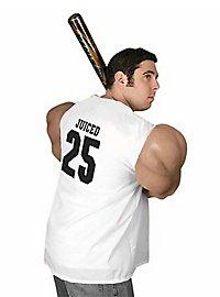 Aufgepumpter Sportler Kostüm