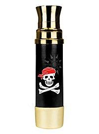 Ausziehbares Piraten Fernrohr