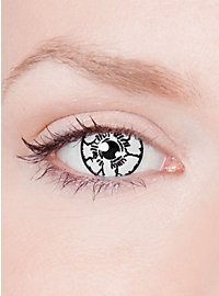 Automaton Effect Contact Lenses
